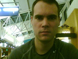 Sean PDX Airport