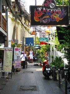 first-massage-street