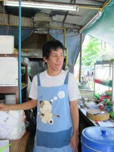Best chef in Bangkok? Umm, I think so.