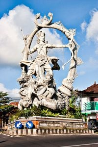 Bali Road Junction