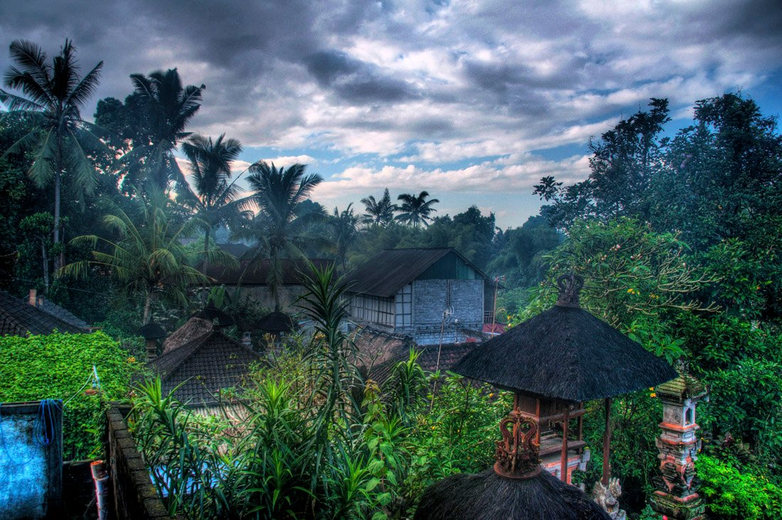 Two Sides Of Bali