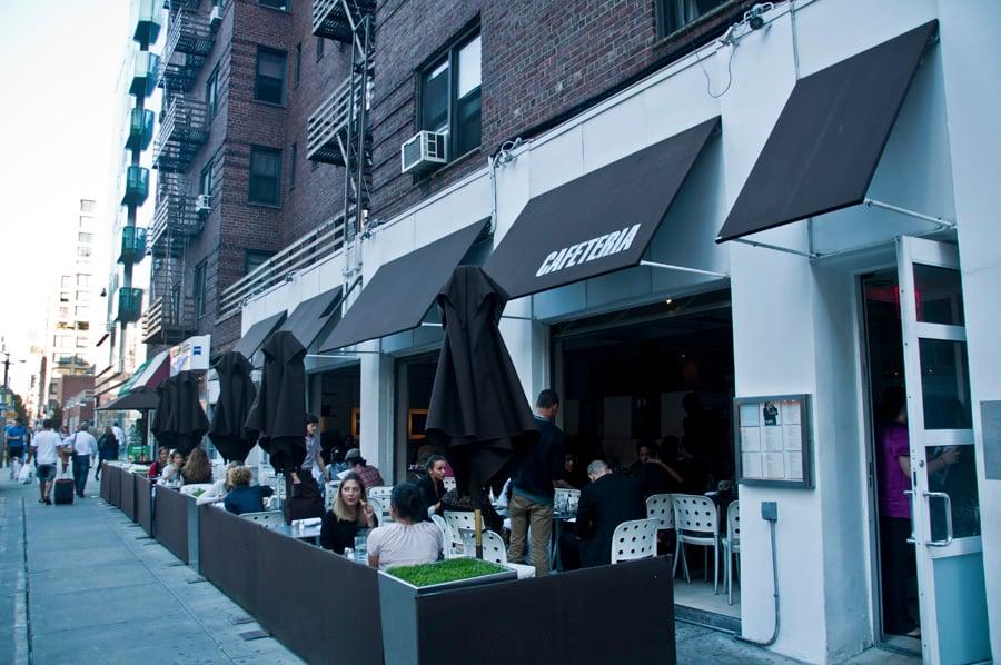 Cafeteria Restaurant NYC