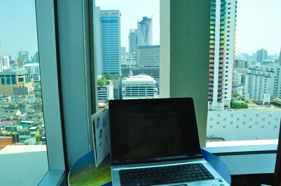 Baiyoke Sky Tower Office