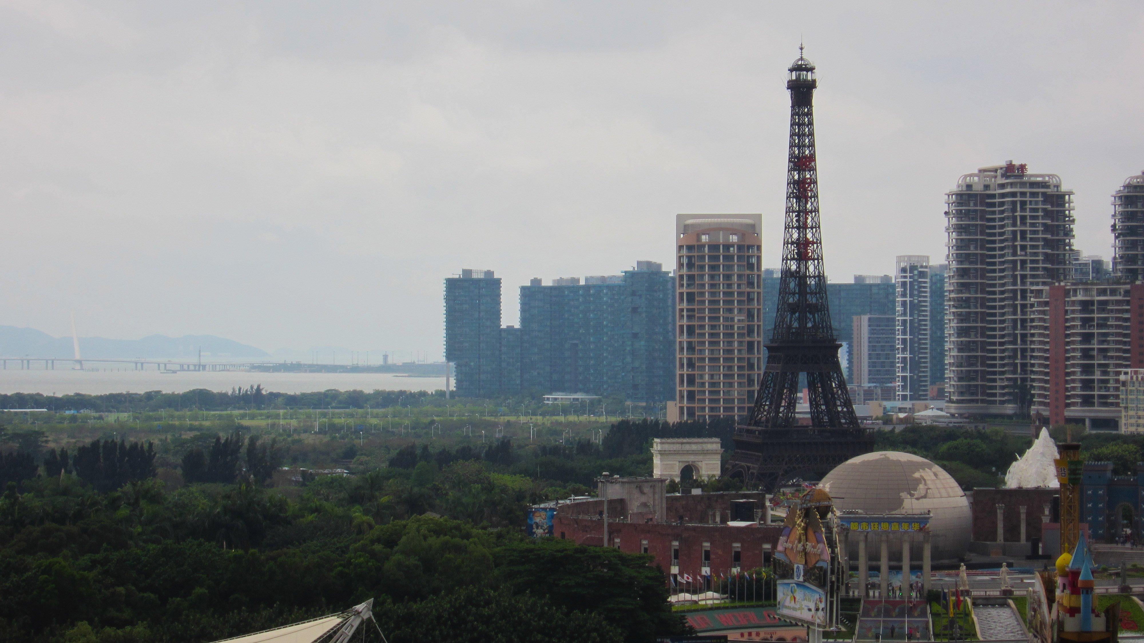 Shenzhen Eiffel Tower