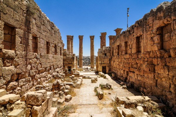 More Ruins in Jerash