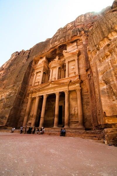 Petra Treasury e1342551462390