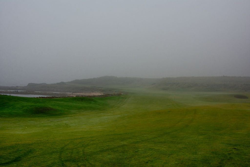 Kingsbarns Fog