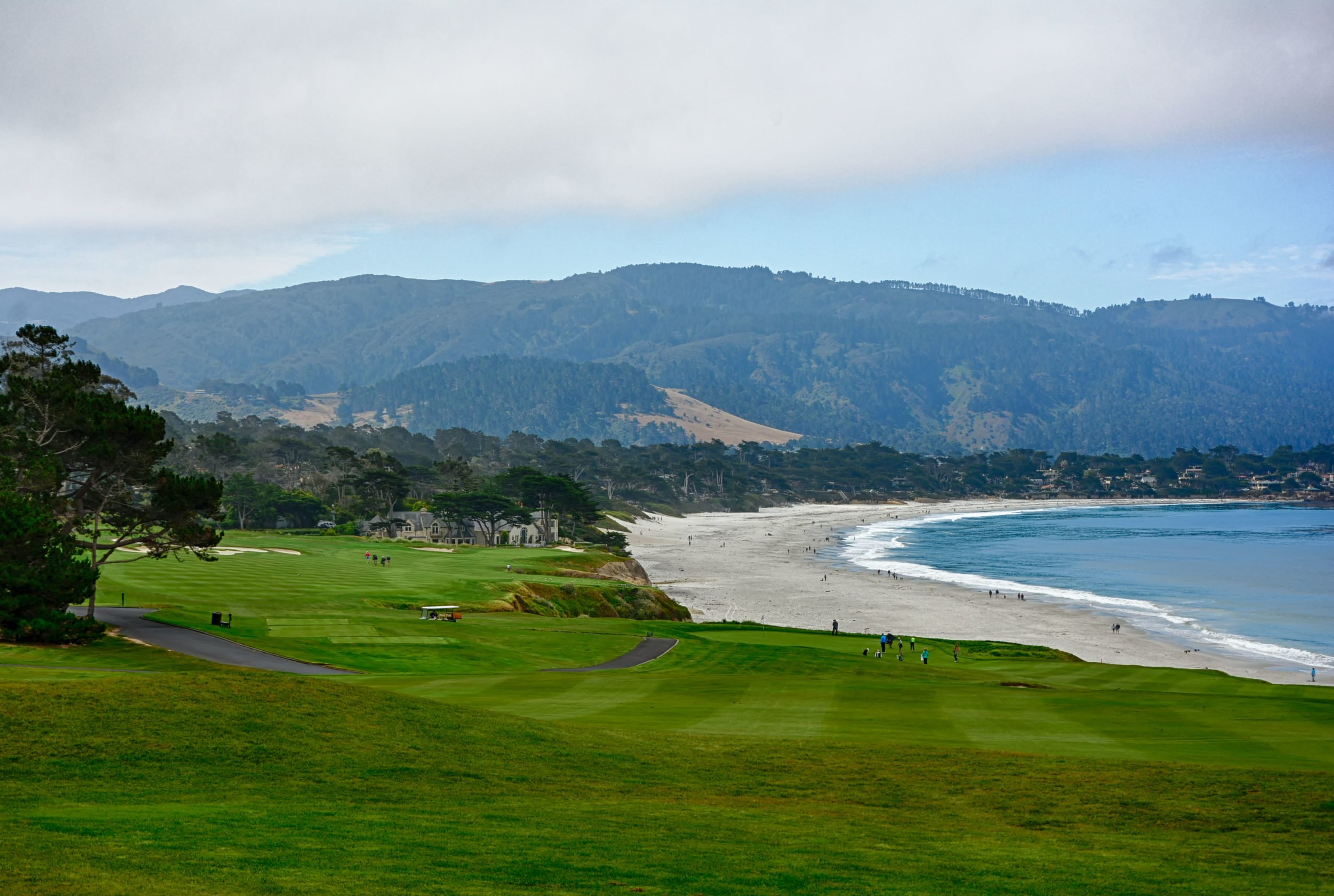Crossing #50 Off the Bucket List: Playing Pebble Beach