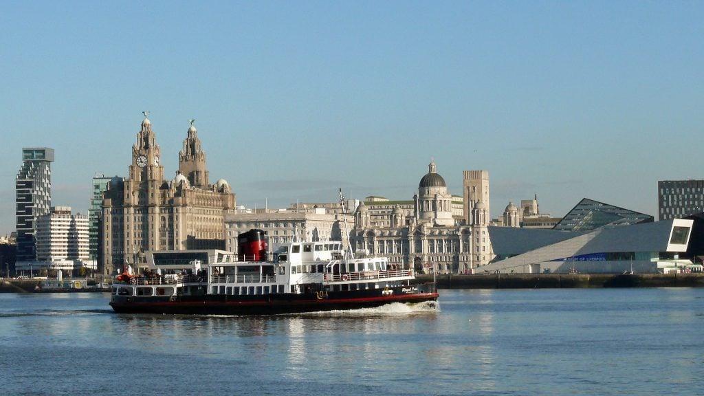 Liverpool, England - Image Credit