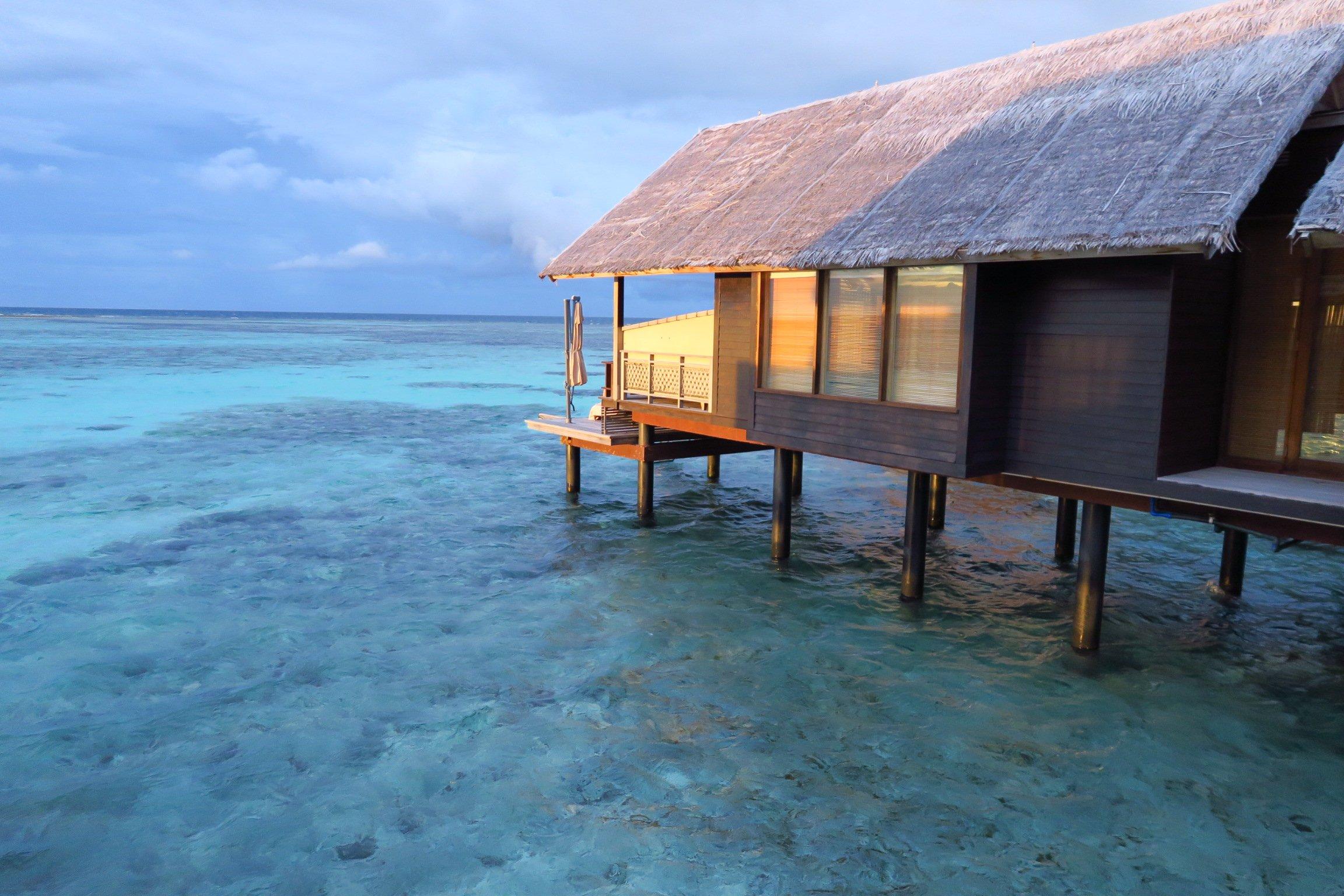 Maldives Shangri-La Water Villa