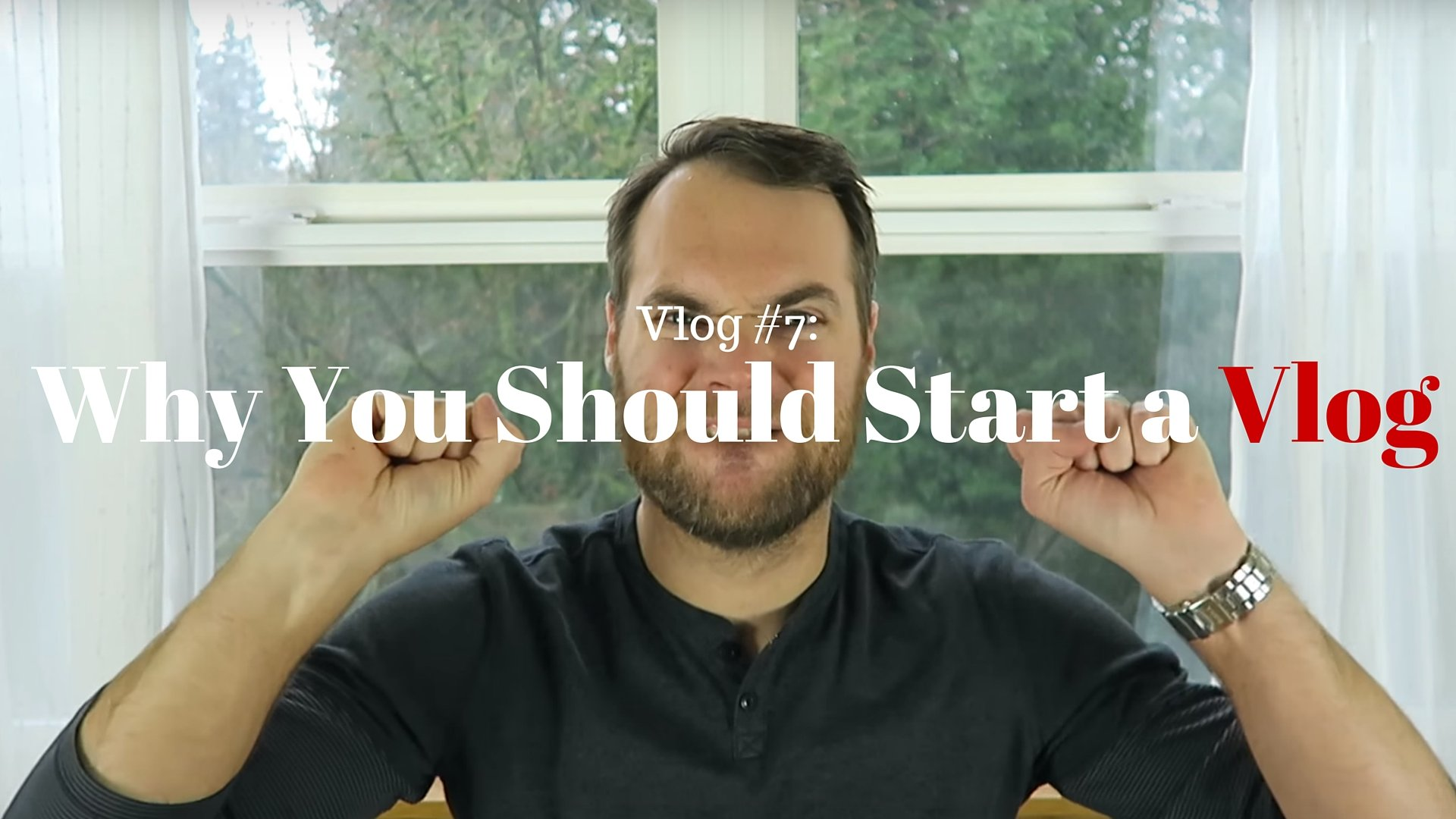 Why You Should Start a Vlog (Even if You Think No One Cares)