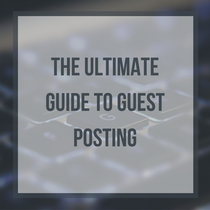 How Complete Newbies Can Land Killer Guest Posts: The Ultimate Guide