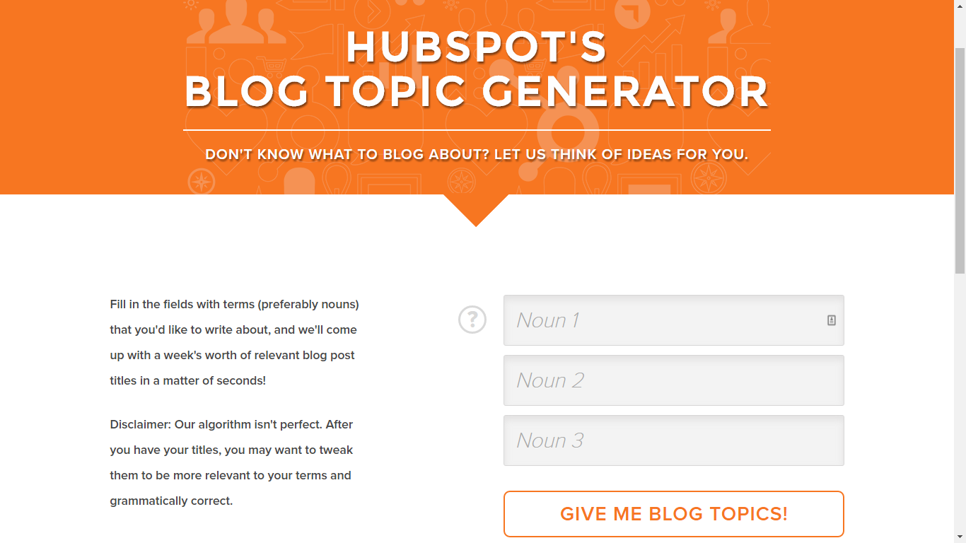 Hubspots-Blog-Topic-Generator-0