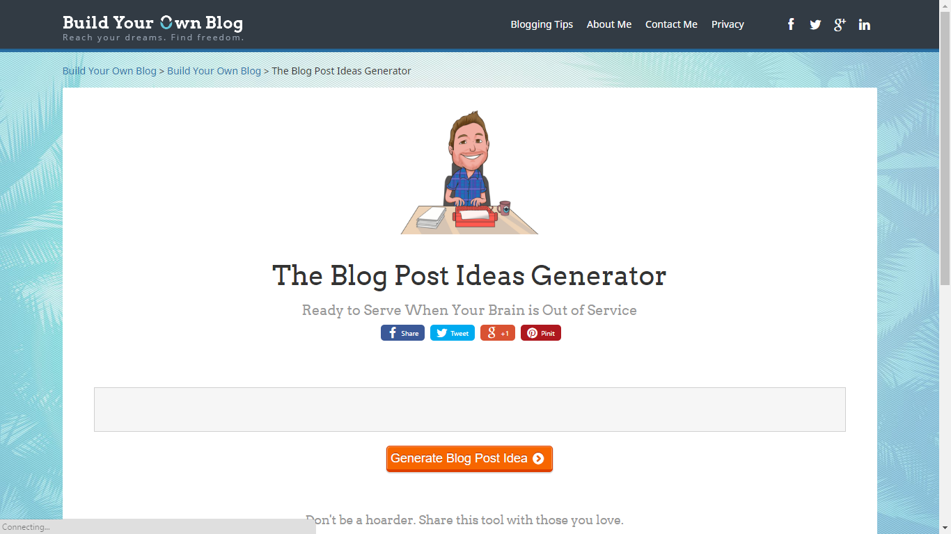 The-Blog-Post-Ideas-Generator-0