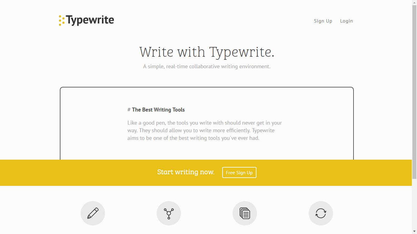 Typewrite-0