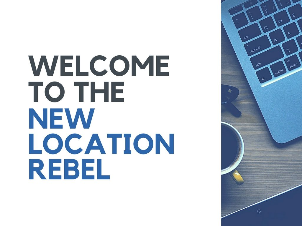 welcome to the new location rebel