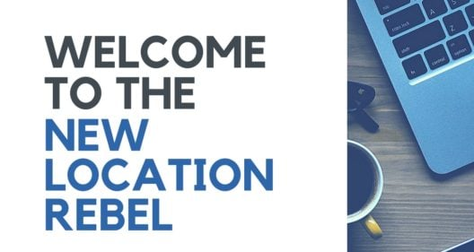 Welcome to the New Location Rebel!