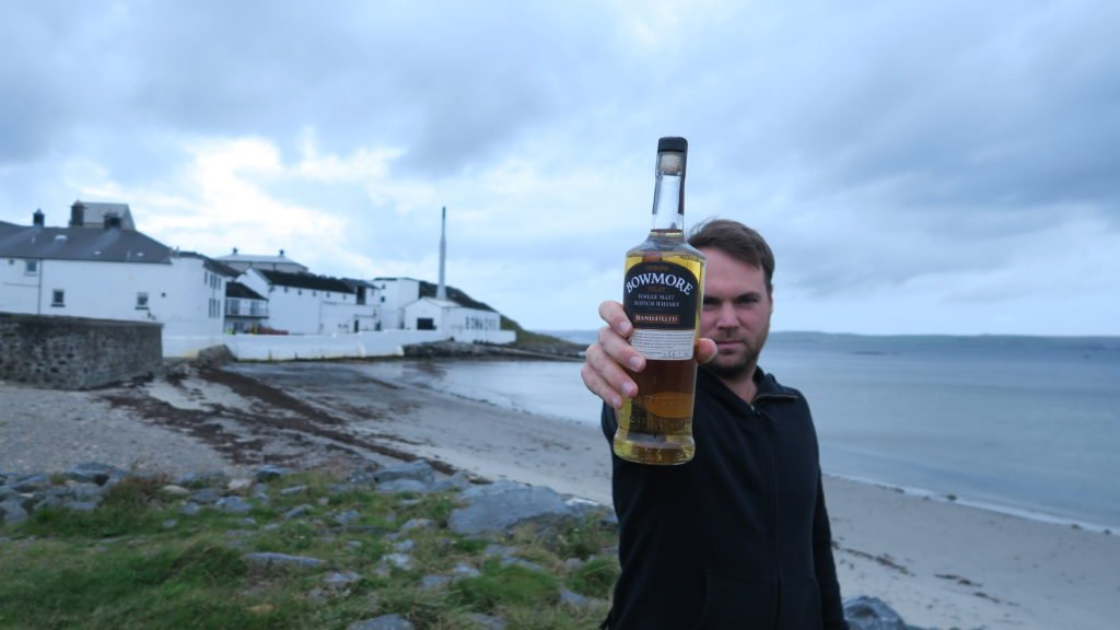 Bowmore Hand Filled Edition