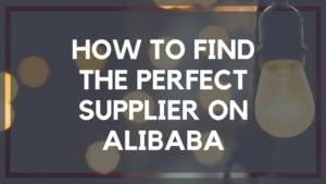 Find a supplier on alibaba