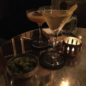 The best martini in the world? It just might be.