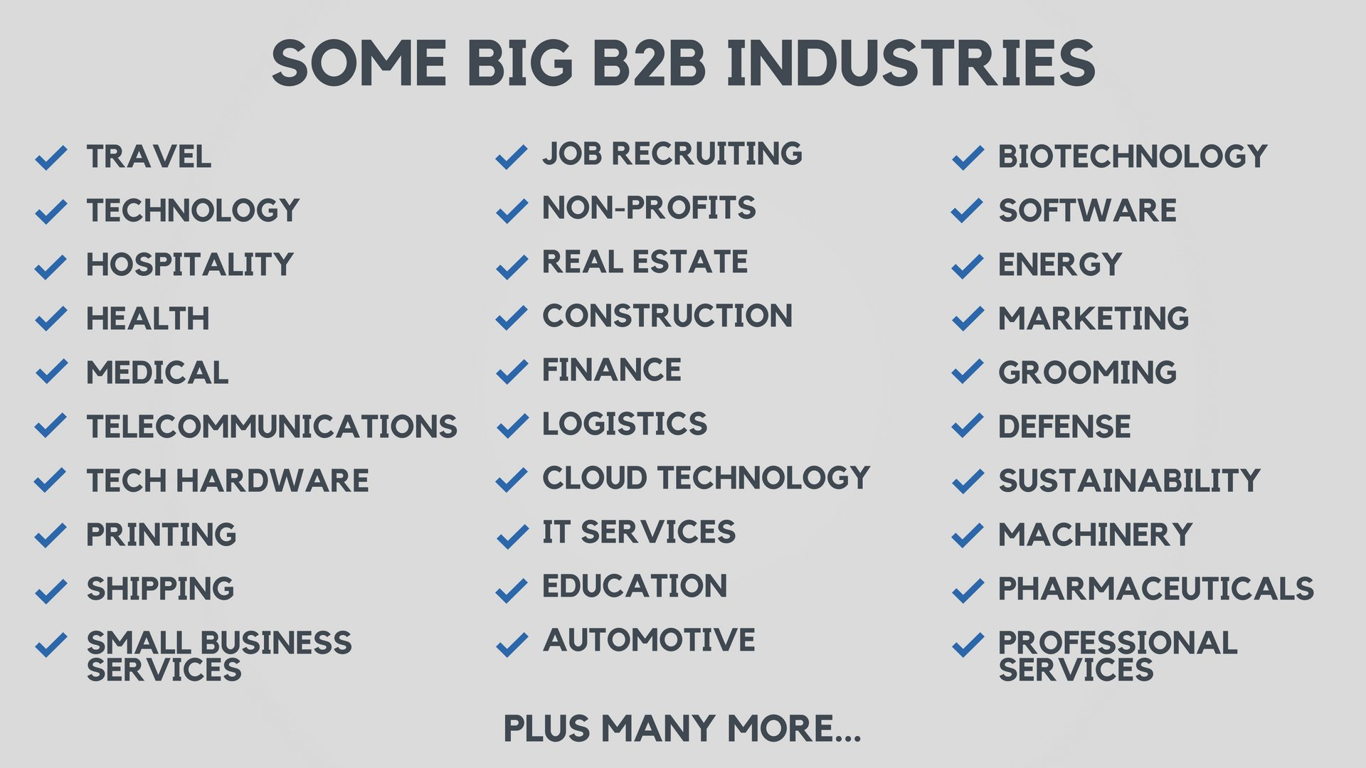 b2b industries