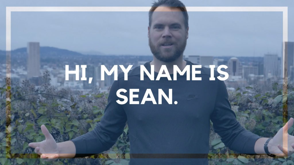 Hi, My Name is Sean Ogle.