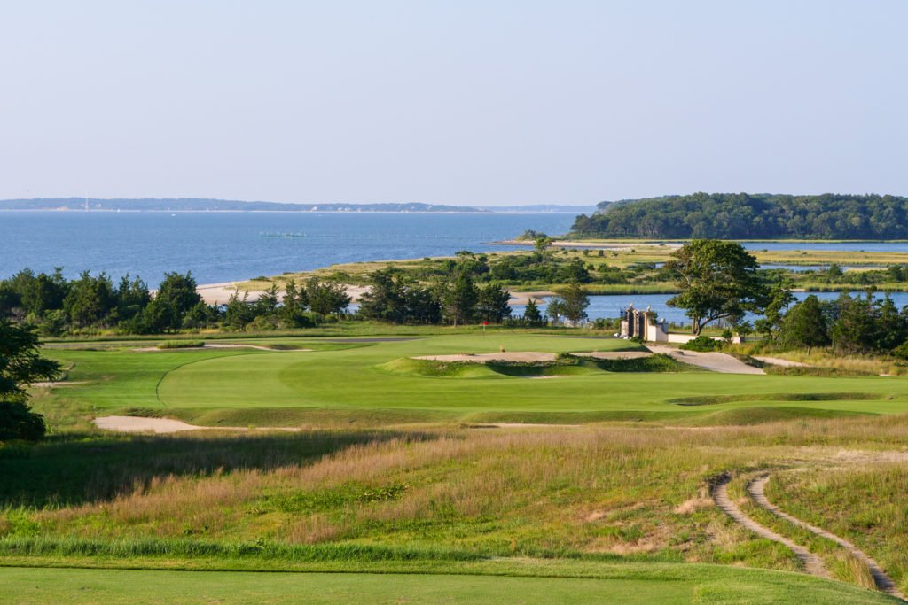 National Golf Links of America Hole 17