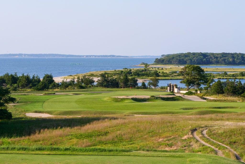 National Golf Links of America Hole 17