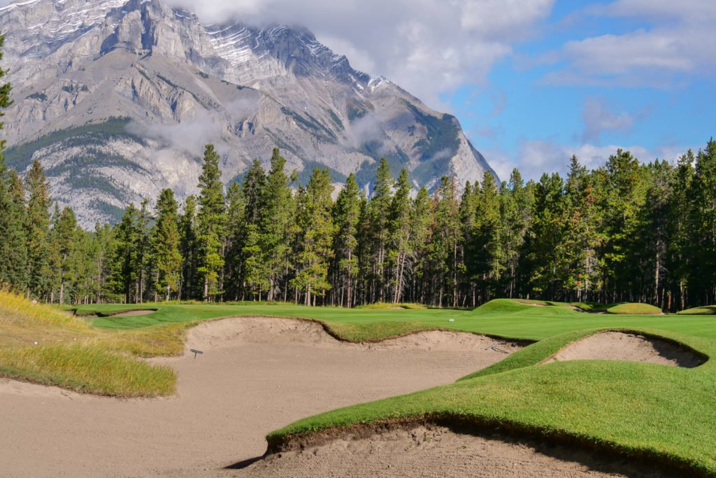 Banff Springs Hole 5