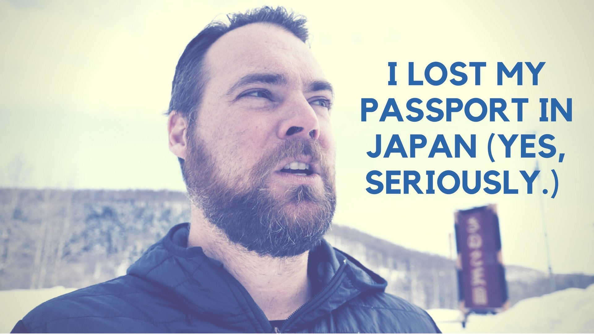 Lost Passport: The Most Humiliating Travel Mistake of My Life