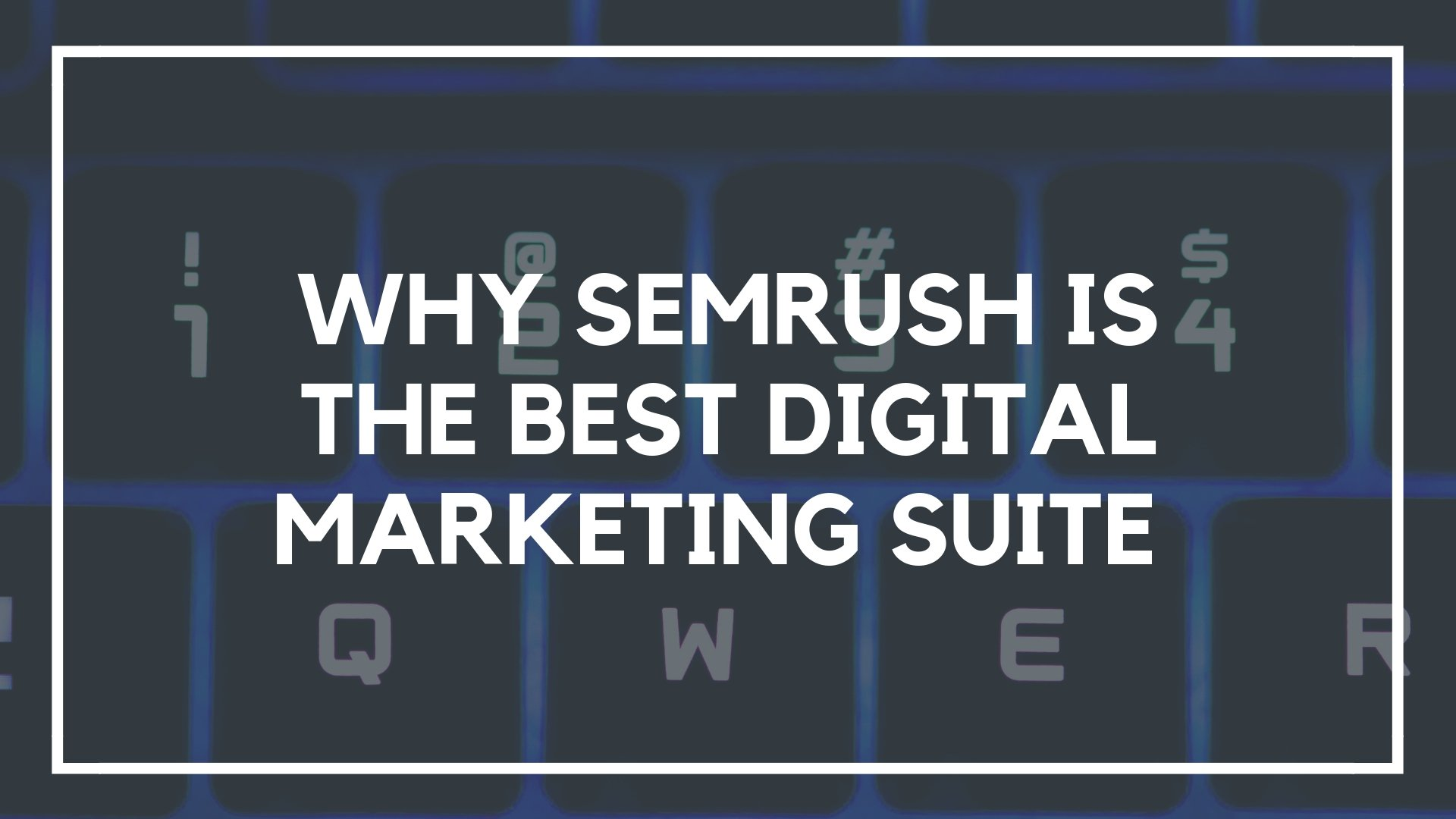 Best Deals Semrush