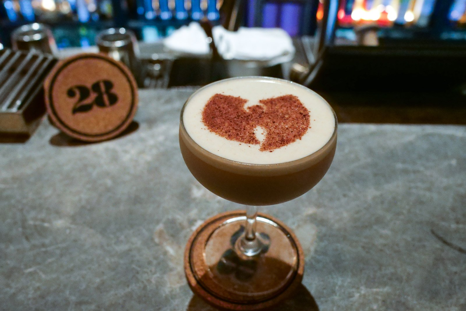 """Cashew Everything Around Me"" - One of the top 50 bars in the world in Singapore."