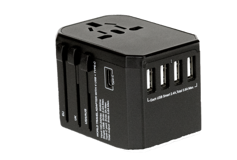 pac2go travel adapter