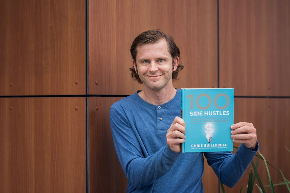 100 Side Hustles Chris Guillebeau