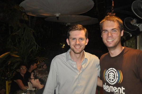Chris Guillebeau and Sean Ogle