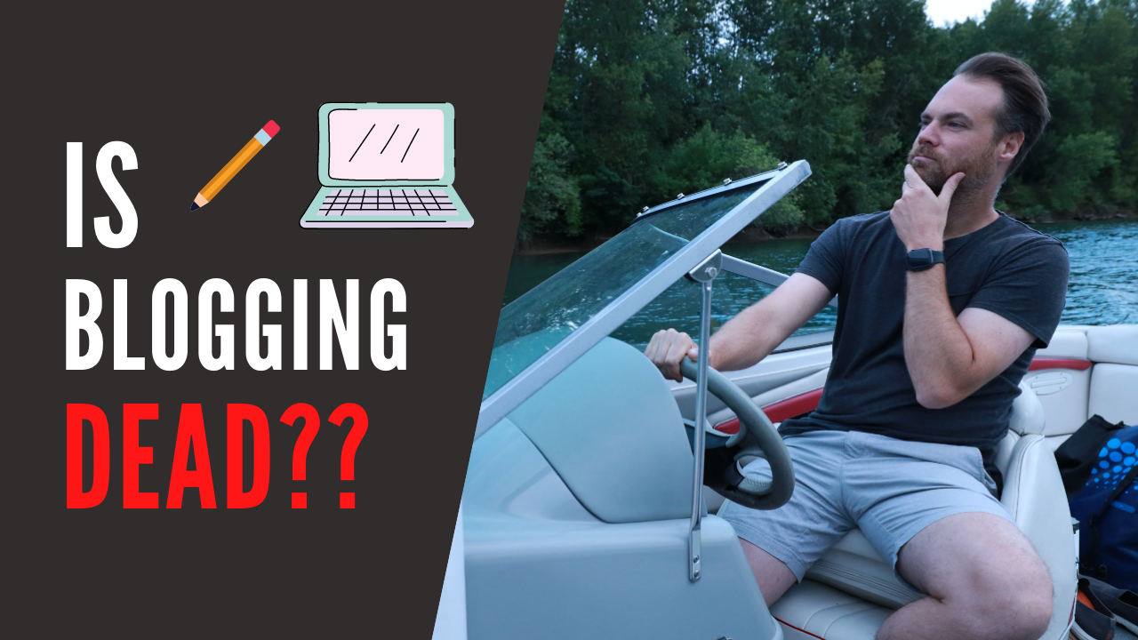 Is Blogging Dead? 5 Ways to Grow Your Blog in 2021