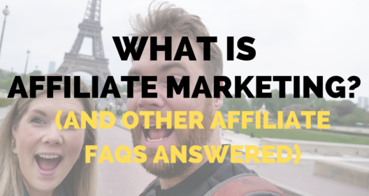 What is Affiliate Marketing (And Other Affiliate Marketing FAQs Answered)