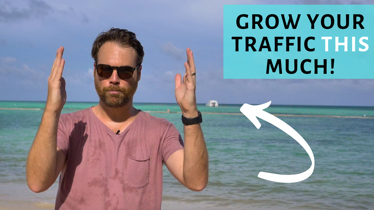 How to Increase Website Traffic: We DOUBLED Our Traffic in 12 Months