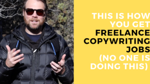 freelance copywriting jobs