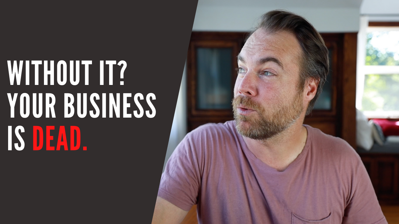 Are you building an audience? Probably not (and that's a BIG problem)