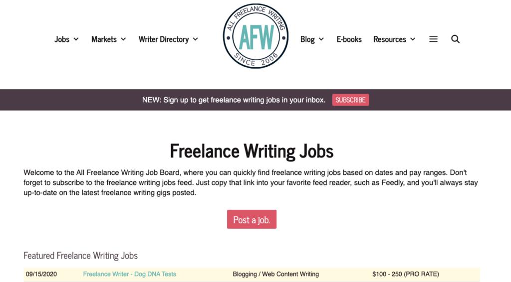 Freelance-Writing-Jobs-Freelance-Job-Board-All-Freelance-Writing
