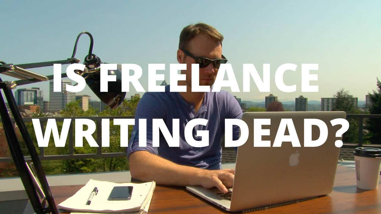 The Future of Freelance Writing in 2021 (Is it Dead?)